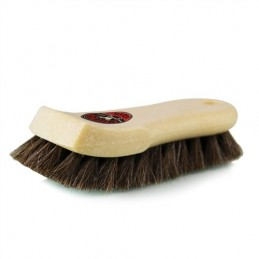 CONVERTIBLE HORSE HAIR CLEANING BRUSH