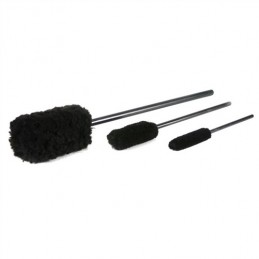 Wheel Woolies Brushes - 3 pack