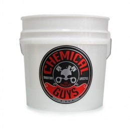 16 litros bucket + Grit Guard + Gamma Seal lid