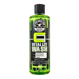 Carbon Flex Vitalize Wash Shampoo