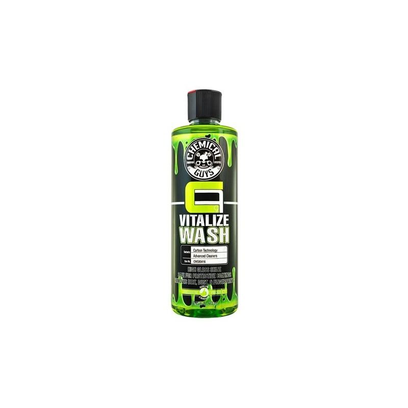 Carbon Flex Vitalize Wash Shampoo