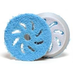 "Pad microfibra azul 6"" - Corte"