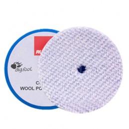 "Pad lana azul 5.5"" - Corte"
