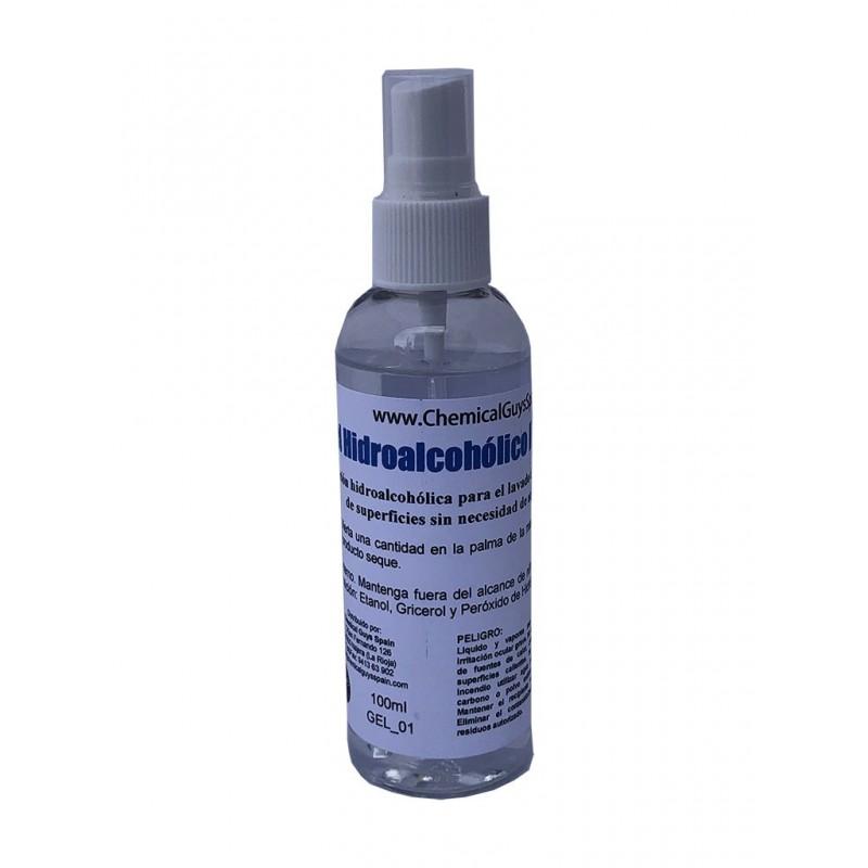 Gel Hidroalcohólico - 100ml
