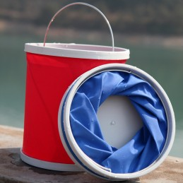 Foldable bucket 10 liters