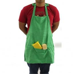 Microfiber apron - Delantal