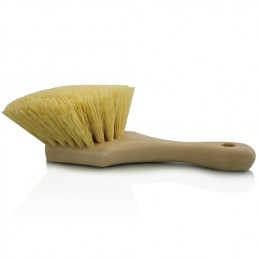 Yellow Bristles Brush