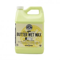 VINTAGE Butter Wet Wax