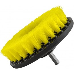 Carpet Brush - Medium-Light - Yellow