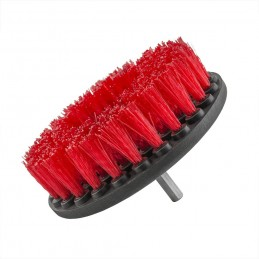 Carpet Brush - Heavy - Red