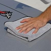 17.Microfiber towels